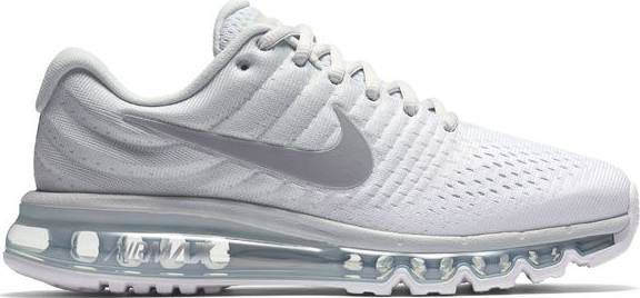 uk availability 9cdb0 c4506 Nike Air Max 2017 849560-009 Grijs / Wit-38.5 maat 38.5