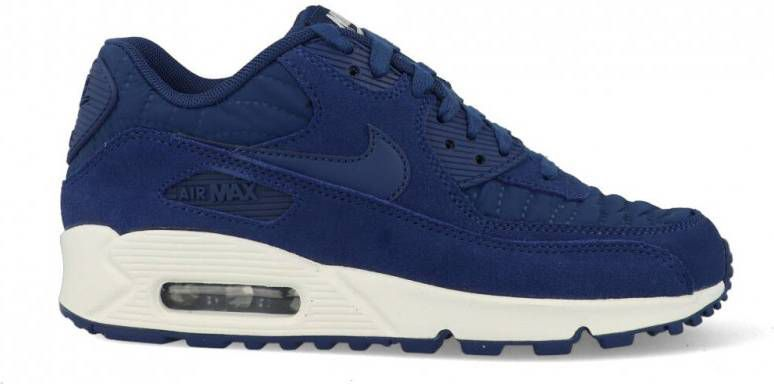 wholesale dealer dde06 de22f Nike Air Max 90 Premium 443817-402 Blauw-38 maat 38