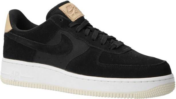 Nike Air Force 1 '07 LV8 Dames Zwart Dames ...